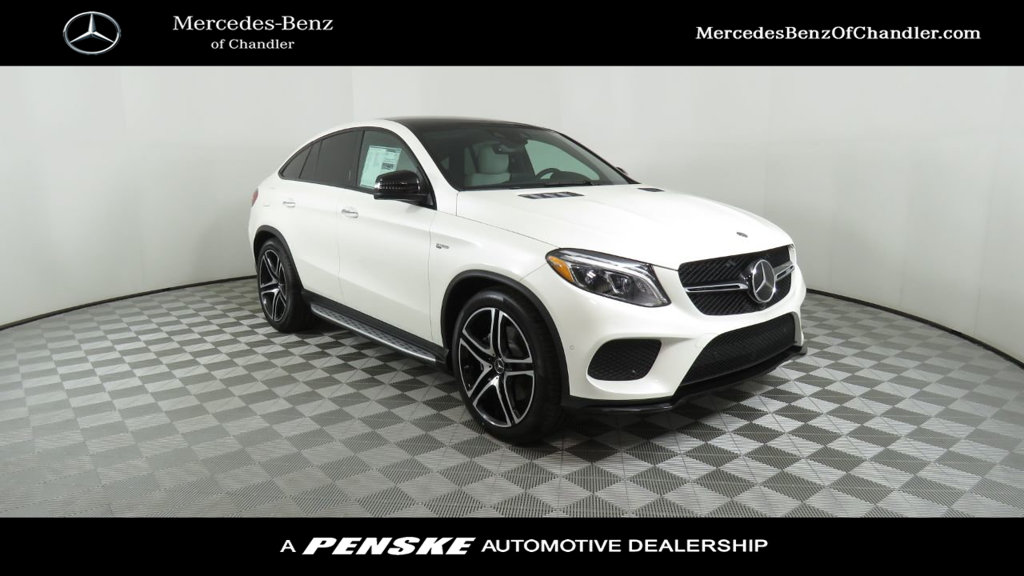 New 2019 Mercedes Benz Gle Amg Gle 43 Coupe Coupe In Chandler