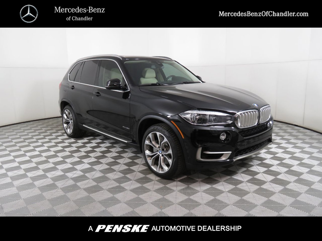 Pre-Owned 2016 BMW X5 xDrive50i