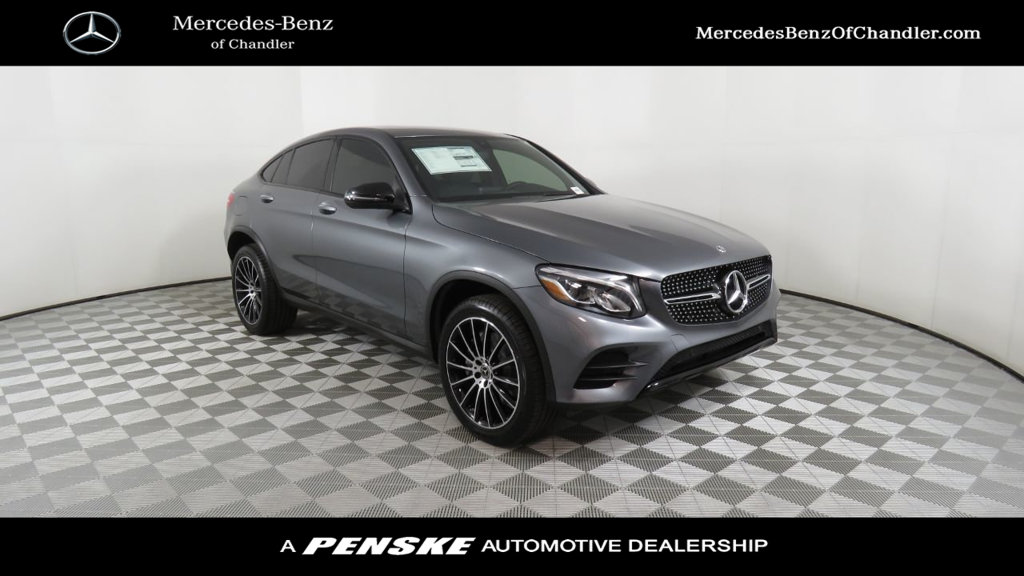 new 2019 mercedes-benz glc glc 300 4matic® coupe coupe in chandler