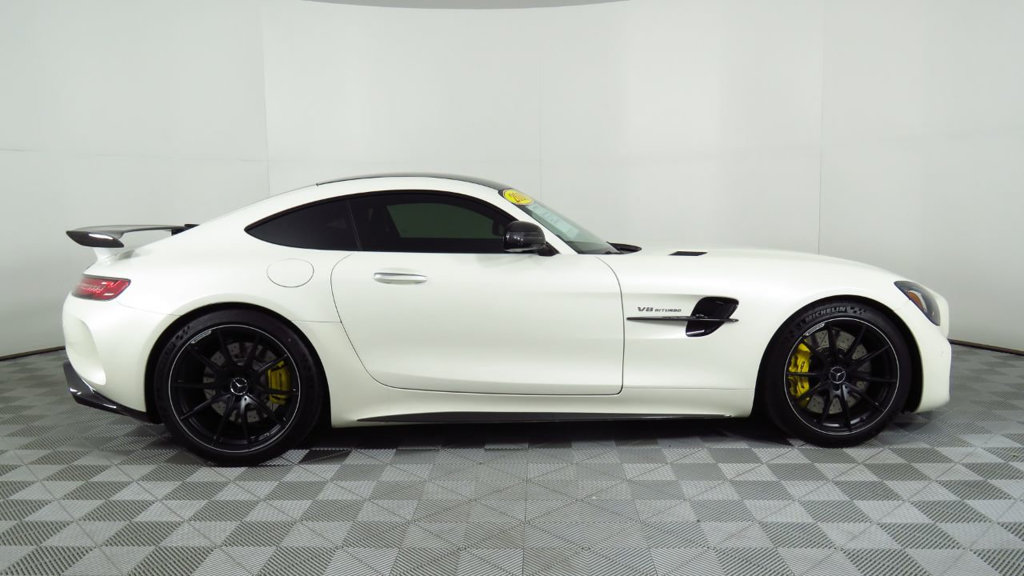 Pre owned 2018 mercedes benz gt amg gt r coupe in for Mercedes benz of chandler inventory