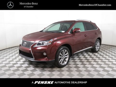 Pre-Owned 2014 Lexus RX 350 FWD 4dr