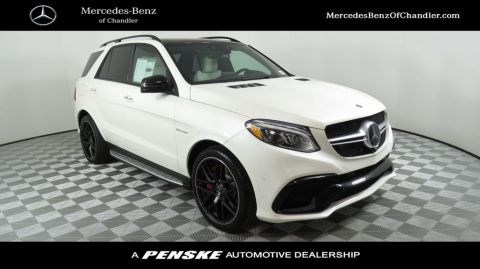 New 2018 Mercedes Benz AMG® GLE 63 S 4MATIC® SUV AWD 4MATIC®