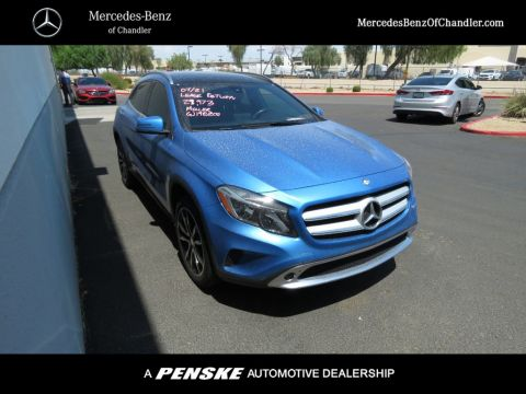 Used Mercedes-Benz for Sale in Chandler | Mercedes-Benz of Chandler