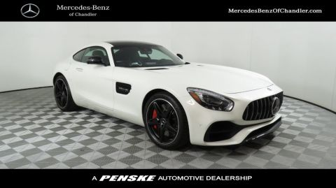 New 2018 Mercedes-Benz GT AMG® GT S